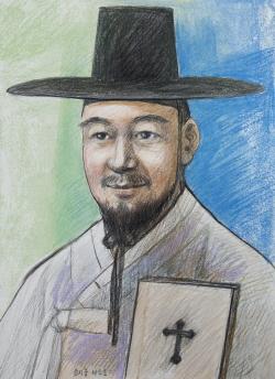 Beato paul yun ji-chung, canonizado recentemente pelo Papa Francisco