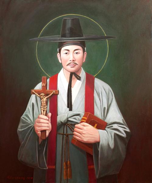 Santo André Kim, o primeiro padre coreano